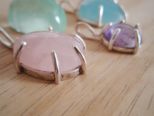 gem pendants