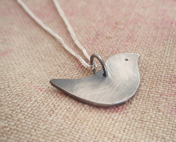 small dove pendant 3