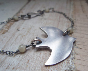 dove bracelet-necklace 4