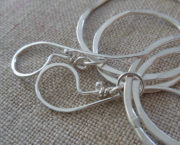 AJB concentric double hoop earrings 2