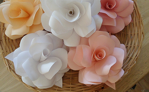 paper flowers 3