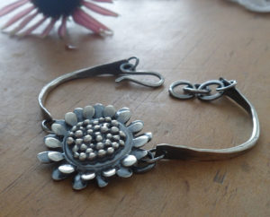 AJB sunflower bracelet 1