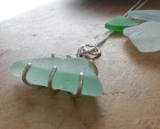 sea glass chunk pendant 5